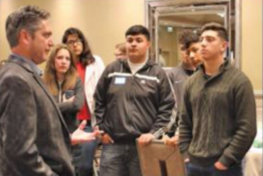 Hundreds of Area Students Learn About Entrepreneurship