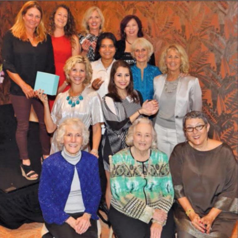 Women Honored at Entrepreneurship Awards