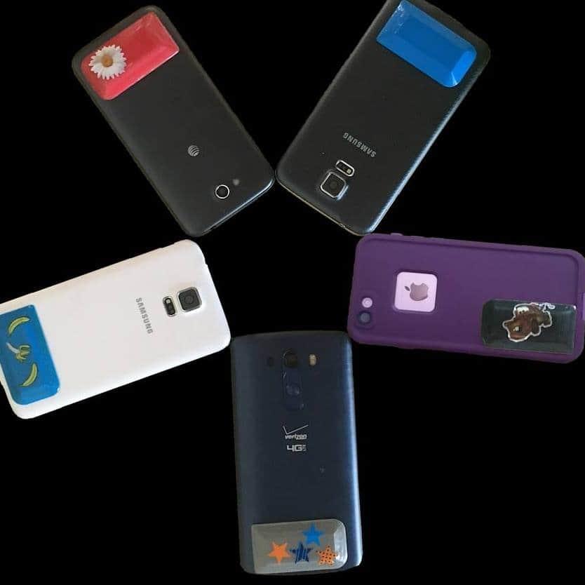 SounCrutch phones