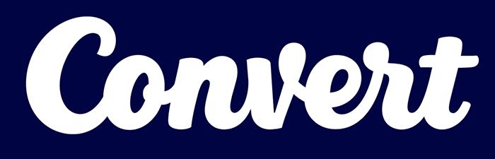 Convert Marketing Logo