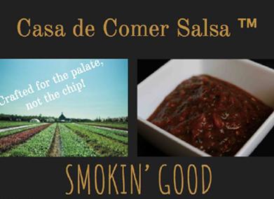 Casa de Comer Salsa - Smokin' Good